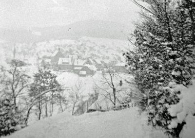 Winterliches Dörlinbach