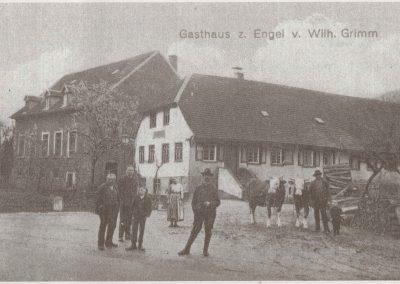 Dörlinbach - Gasthaus Engel