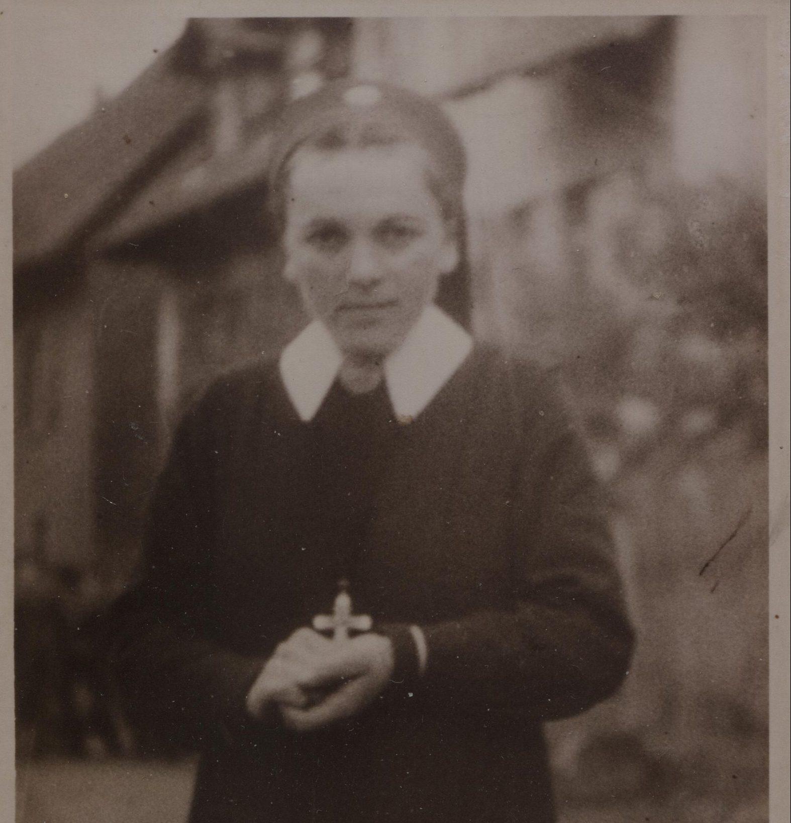 Im Jahre 1949 wird Schwester Maria Fiatis Schätzle nach Argentinien geschickt, um dort den Aufbau des Schönstattwerkes mitzuwirken