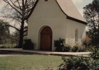 Das Schönstatt-Heiligtum im argentinischen San Isidro, der letzten Wirkungsstätte von Schwester M. Fiatis Schätzle