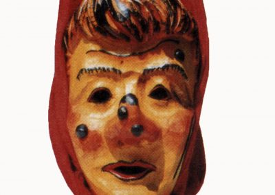 800 BNZ Maske Hexe 1989