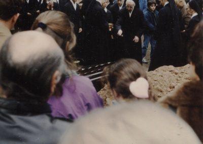 Die gebürtige Dörlinbacher Missionsschwester Maria Fiatis Schätzle wurde im Juli 1993 in Florencio Varela in Argentinien beigesetzt.