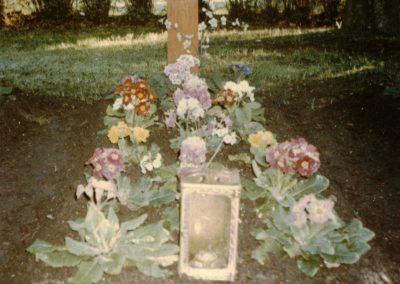 Abschied: Die letzte Ruhestätte der gebürtigen Dörlinbacherin Sr. Maria Fiatis Schätzle auf dem Schwesternfriedhof in Florencio Varela
