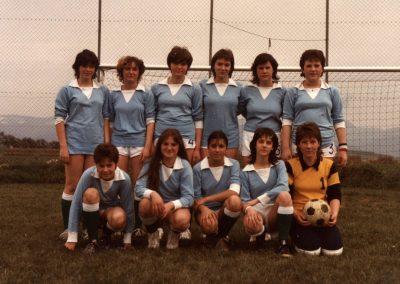 Frauenfußball hat seinen Ursprung in Dörlinbach nicht beim Sportverein, sondern in der KJG.