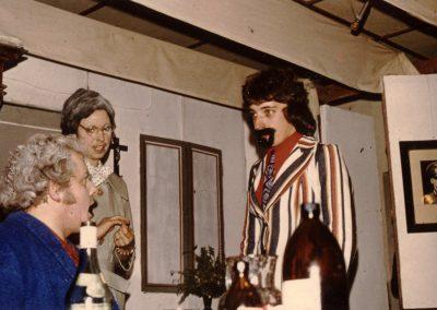Theater bei Musikverein und Feuerwehr hatte schon immer Tradition in Dörlinbach.