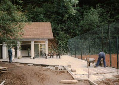 Der Tenniscclub Schuttertal wurde im September 1982 gegründet