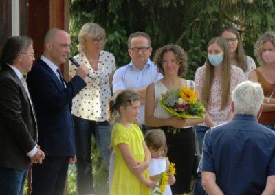 Bürgermeisterwahl 2020 Dörlinbach