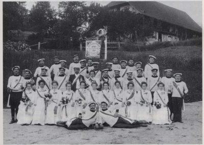 Der Radfahrverein wurde 1907 gegründet