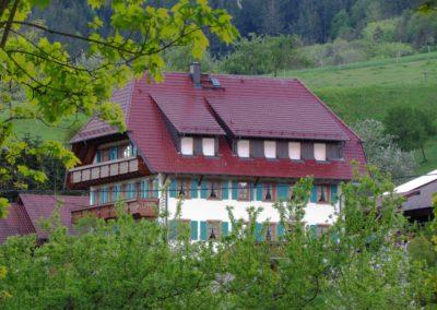 Der Wanglerhof in Dörlinbach