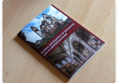 Literatur zu Dörlinbach: Kirchen und Kapellen im Schuttertal und in Lahr/Schwarzwald, Kunstverlag Josef Fink, erschienen 2021, 56 Seiten, Dörlinbach von S. 45 bis S. 48.