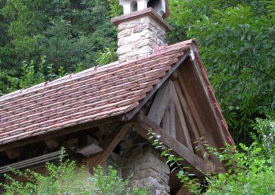 """Impressionen vom Anwesen """"s'Herre-Ländels"""" am Unterrain."""