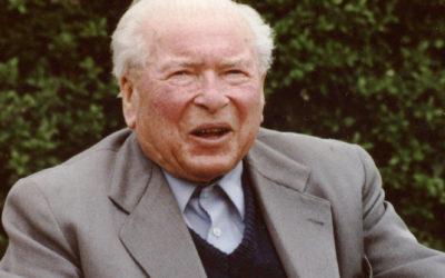 Der letzte Rathauschef im eigenständigen Dörlinbach